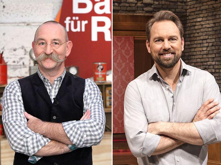 Wenn im Sommer zwei Spezialausgaben von Bares für Rares im ZDF ausgestrahlt werden, moderieren Horst Lichter und Steven Gätjen die Trödel-Show gemeinsam.
