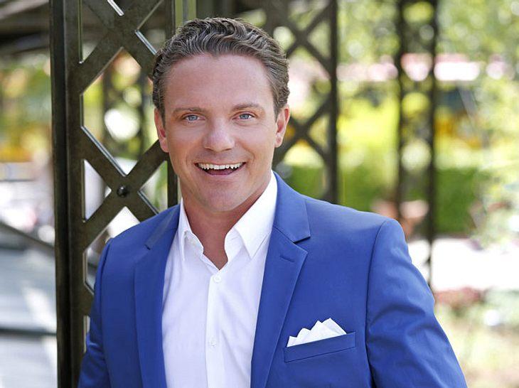 Immer wieder sonntags: Auch 2017 präsentiert Moderator Stefan Mross in seiner Show wieder zahlreiche Musikstars.