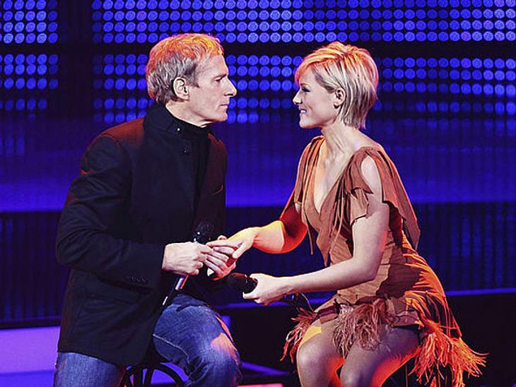 Eigentlich ist Helene Fischer mit Florian Silbereisen glücklich, doch Weltstar Michael Bolton machte ihr jetzt eine besondere Liebeserklärung ...