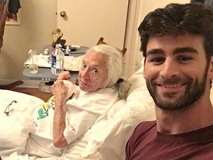 Nachdem Chris Salvatore seine ehemalige Nachbarin in seiner Wohnung gepflegt hatte, ist die 89-jährige an Leukämie erkrankte Norma Cook nun gestorben.