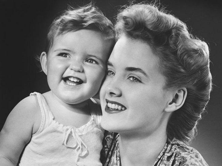 Welche Vornamen für Babys waren in den Jahren 1945 bis 1965 besonders beliebt?