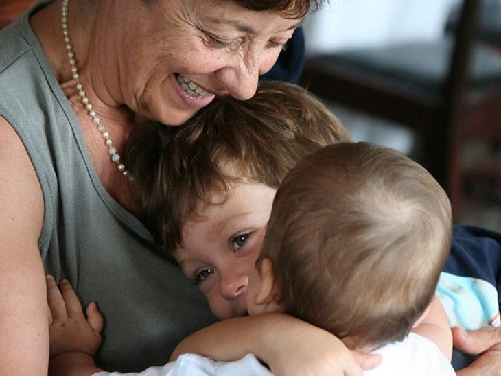 In der Türkei werden Großmütter, die sich um ihre Enkel kümmern, finanziell vom Staat unterstützt.