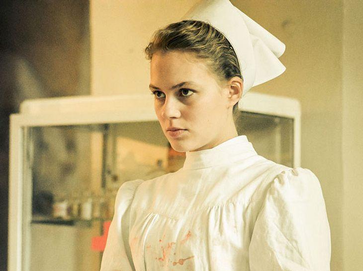 Die rebellische Ida Lenze (gespielt von Alicia von Rittberg) kämpft in Charité für ihren Traum, Ärztin zu werden.