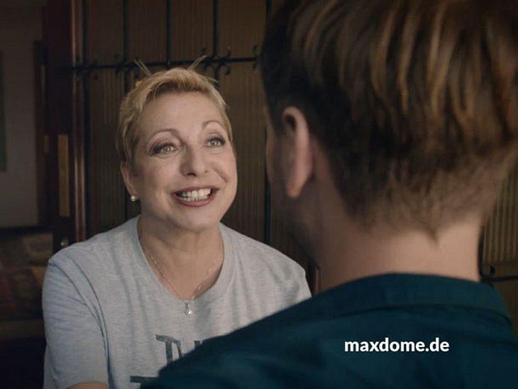So wirbt Maxdome mit Best Agern.