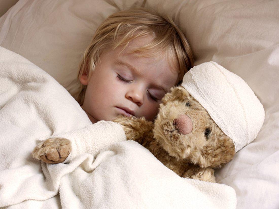 Um Kindern einen Großteil ihrer Angst zu nehmen, werden im Children's Hospital of Wisconsin auch ihre Stofftiere verarztet.