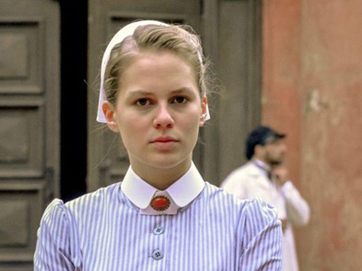 Alicia von Rittberg spielt in Charité die Ida Lenze.