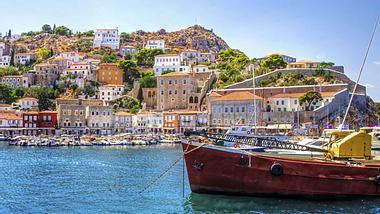 Die schönsten Inseln Griechenlands