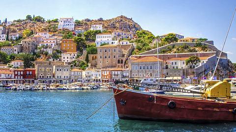 Die schönsten Inseln Griechenlands - Foto: f8grapher / iStock