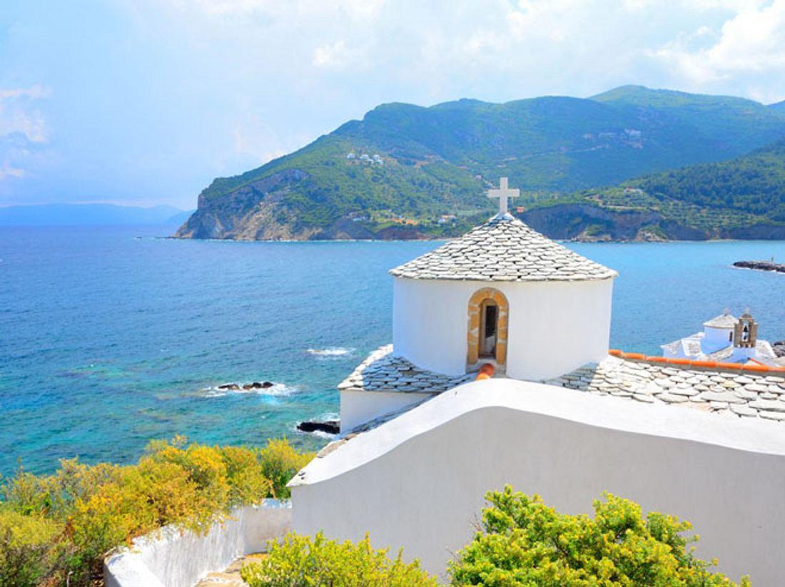 Skopelos gehört noch zu den Geheimtipps unter den griechischen Inseln.