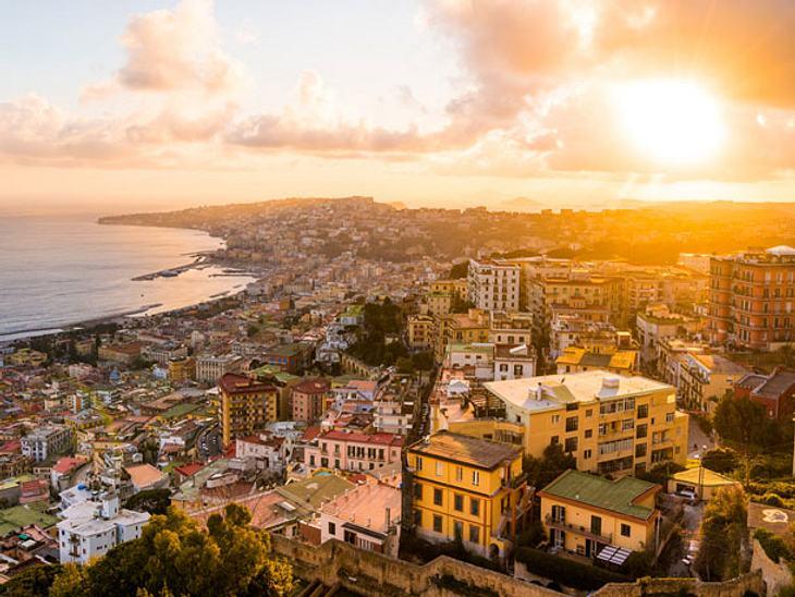 Die schönsten Tipps für Urlaub in Neapel.