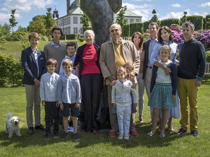 Am 10. Juni 2017 feiern Königin Margrethe und Prinz Henrik von Dänemark ihren 50. Hochzeitstag.