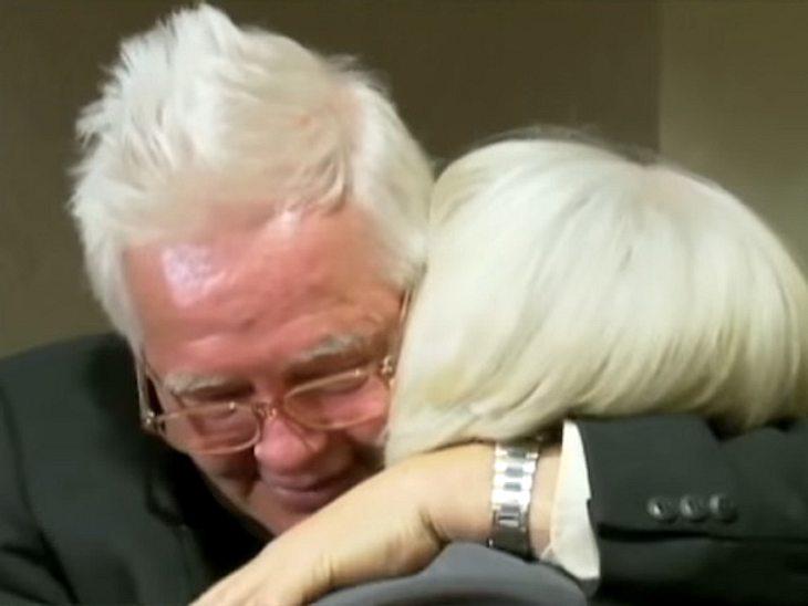 Nach 65 Jahren Trennung sind die Geschwister Clifford Boyson und Betty Billadeau endlich wieder vereint.