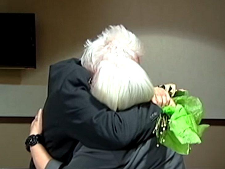 Die Geschwister Boyson fanden nach 65 Jahren Trennung wieder zusammen.
