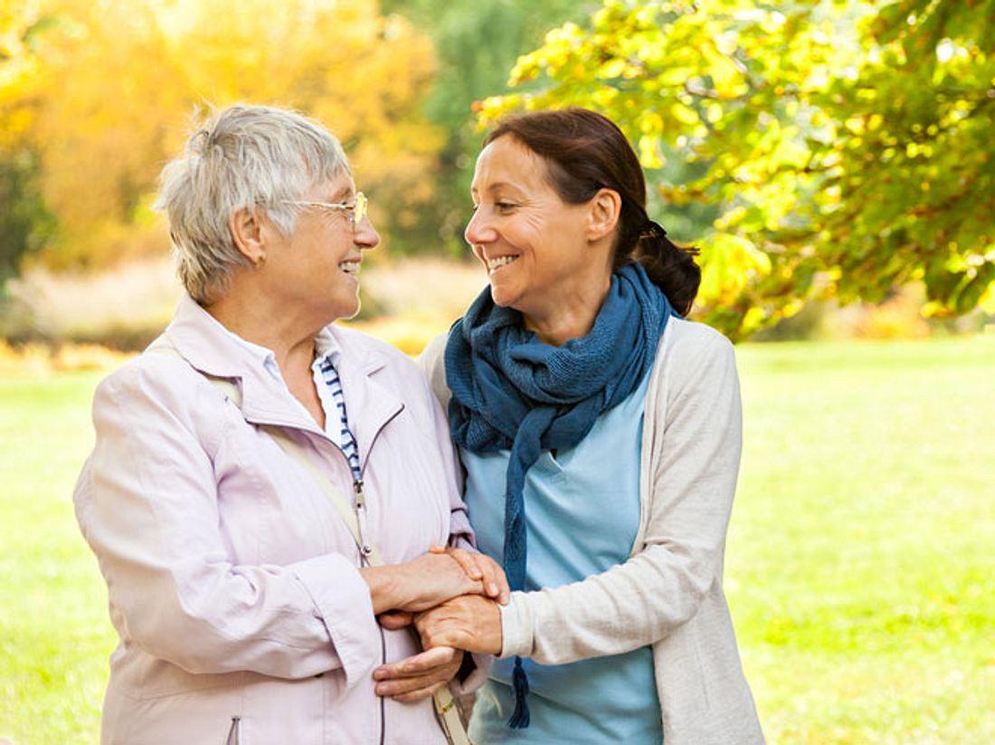 Nach 52 langen Jahren konnten sich eine US-amerikanische Mutter und ihre Tochter endlich kennenlernen.