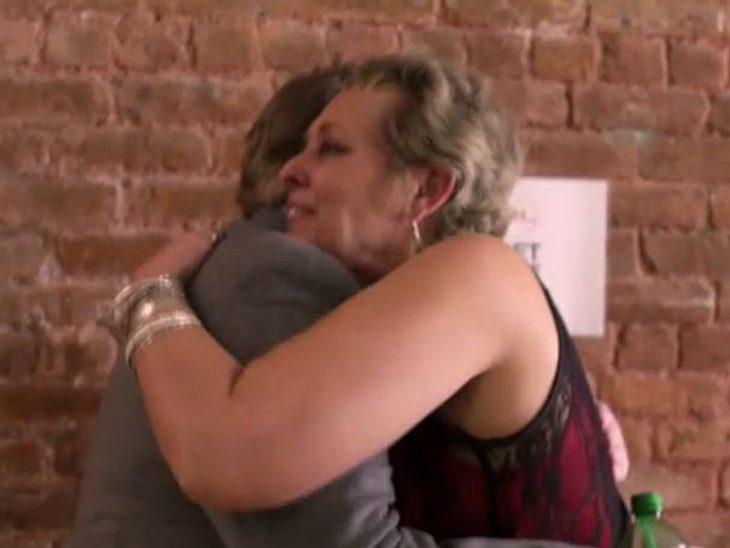 Organtransplantation geglückt – Mutter sieht das Gesicht ihres Sohnes wieder.