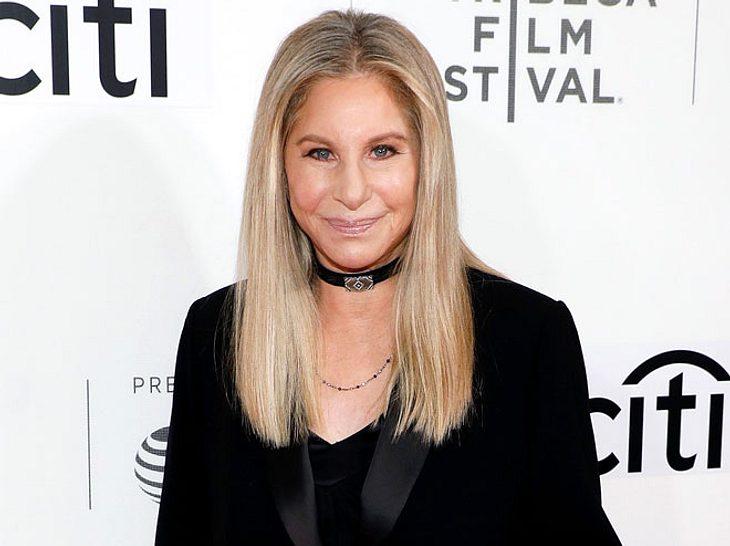 Barbra Streisands Hündin Samantha ist im Alter von 14 Jahren gestorben.