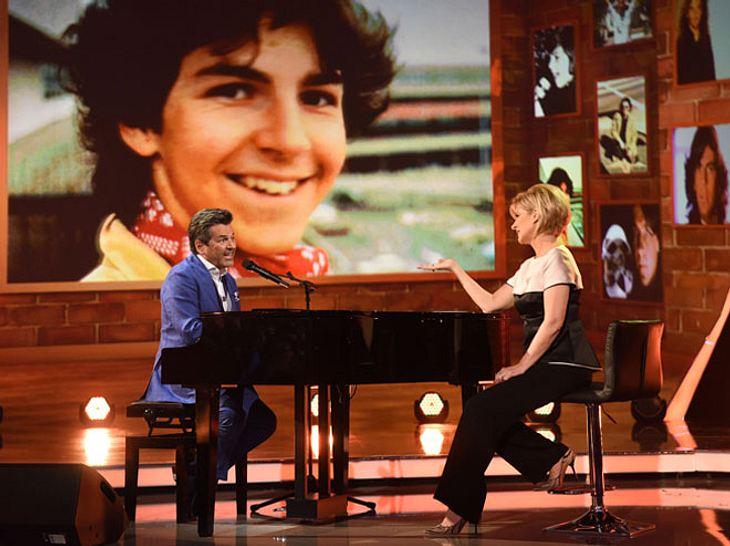 """""""Willkommen bei Carmen Nebel"""" wartet mit Stars wie Thomas Anders und Nicole auf."""