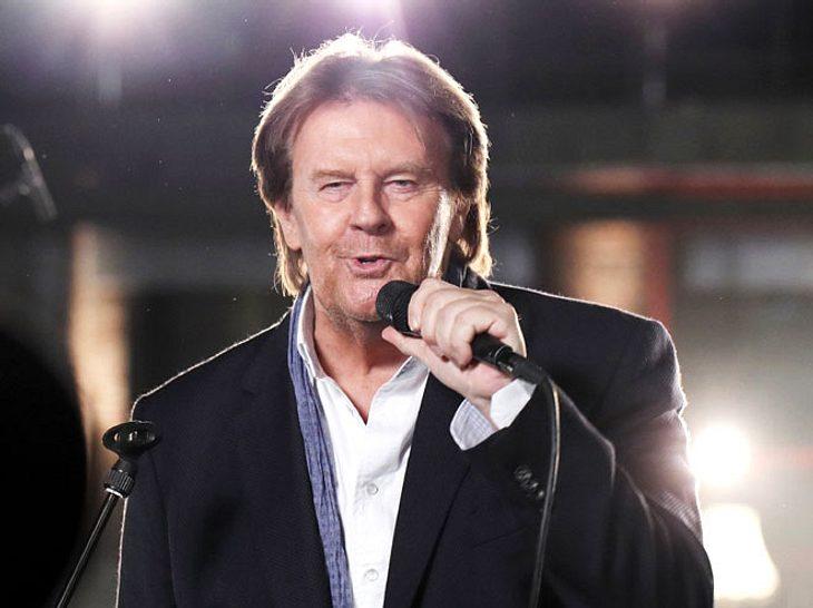 Sänger Howard Carpendale hat ein sehr enges Verhältnis zu seinem Sohn Wayne.