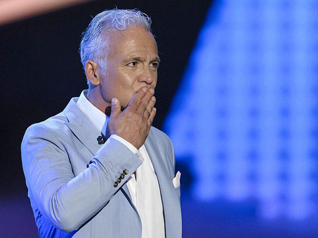 Schlagersänger Nino de Angelo bringt mit 'Liebe für immer' endlich wieder ein neues Album heraus.