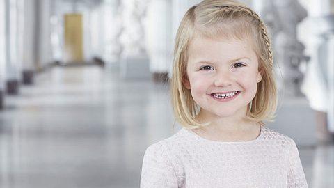 Estelle von Schweden: In der Prinzessinnenschule bei Mama Victoria - Foto: Anna-Lena Ahlström, The Royal Court, Sweden