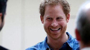 Prinz Harry: Freundin offiziell!