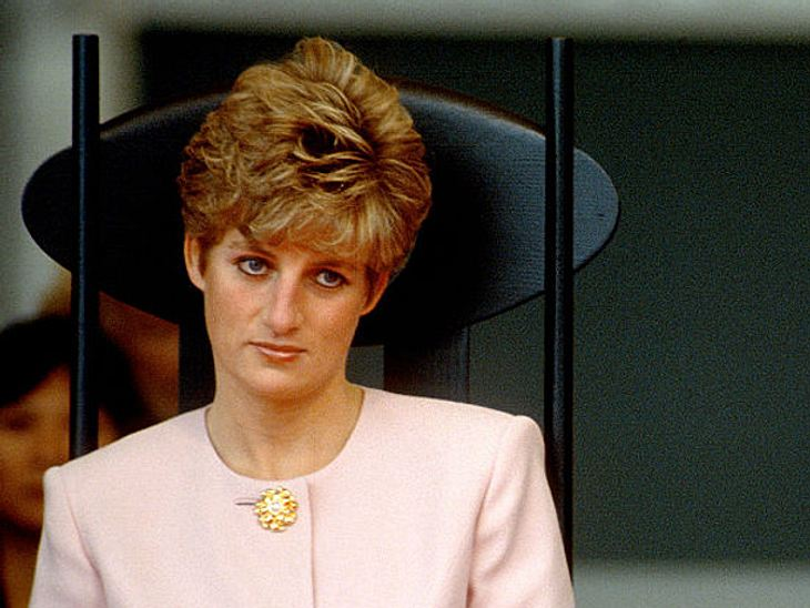 Im Zuge einer Auktion wurde ein trauriger Brief von Prinzessin Diana veröffentlicht, den sie 1991 geschrieben hatte.
