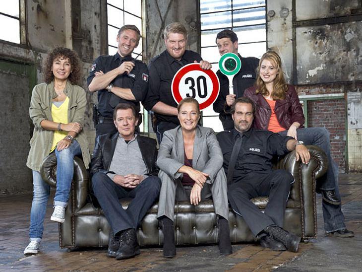 Die ARD-Serie Großstadtrevier flimmert nun schon seit 30 Jahren über die deutschen Fernsehbildschirme und startet heute in ihre Jubiläumsstaffel.