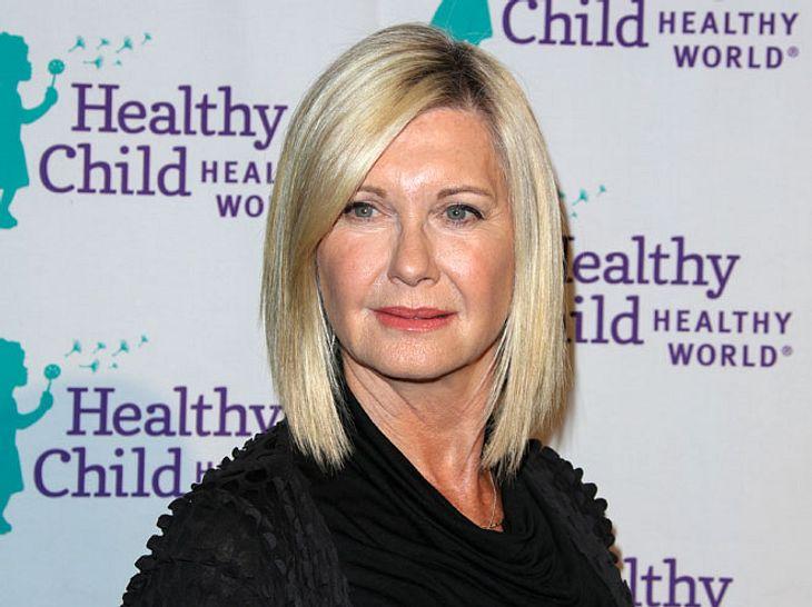 Die Schauspielerin und Sängerin Olivia Newton-John ist erneut an Brustkrebs erkrankt.