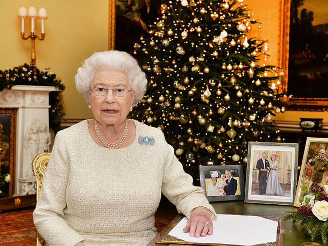 So feiern die Royals Weihnachten.