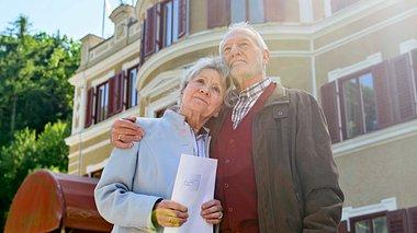 Sturm der Liebe-Aus: Hildegard und Alfons nehmen Abschied