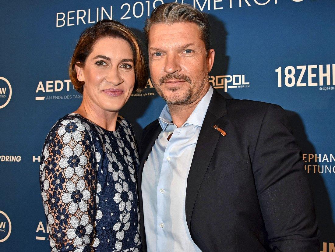 Alice Krüger und Hardy Krüger Jr.
