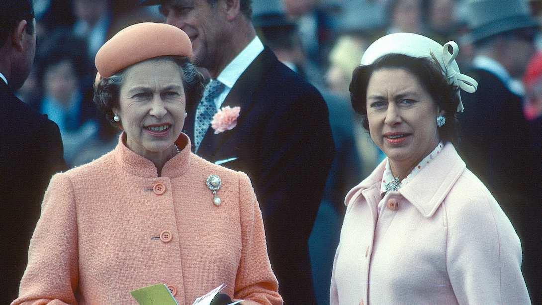 Prinzessin Margaret: Die kleine Schwester der Queen