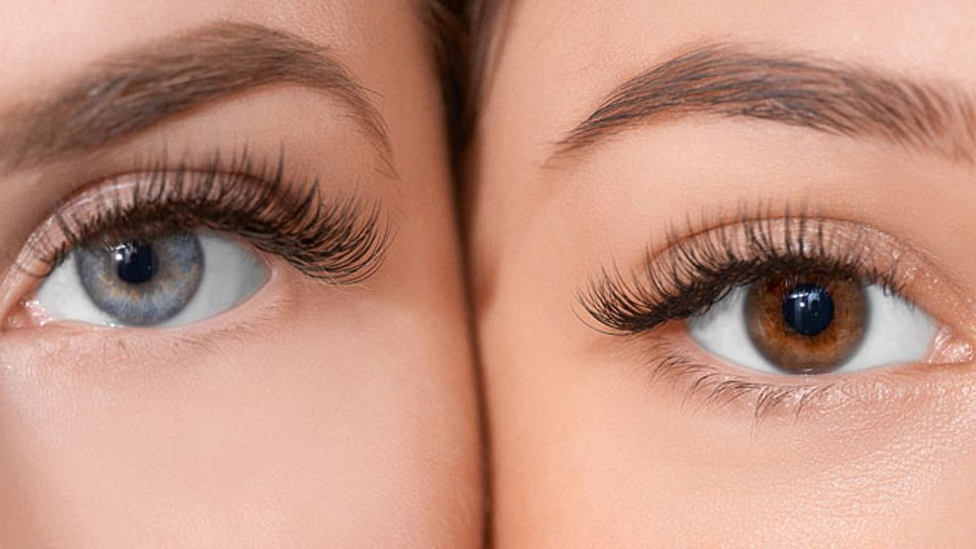 Welcher Lidschatten zu welcher Augenfarbe passt