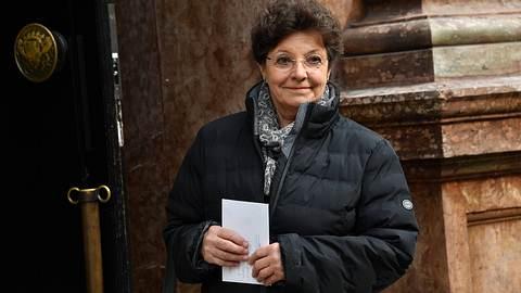Monika Baumgartner betet täglich zu Gott