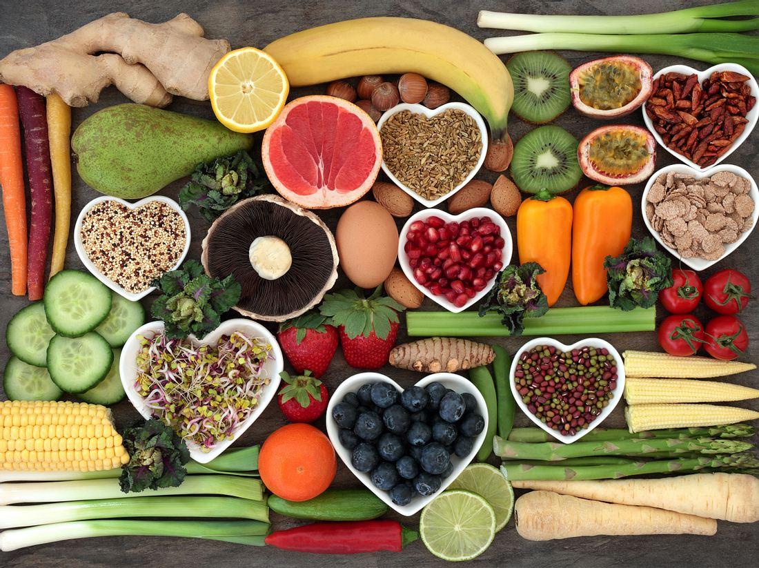 Mit einer gesunden und ausgewogenen Ernährung können Sie Ihr Immunsystem am besten unterstützen.