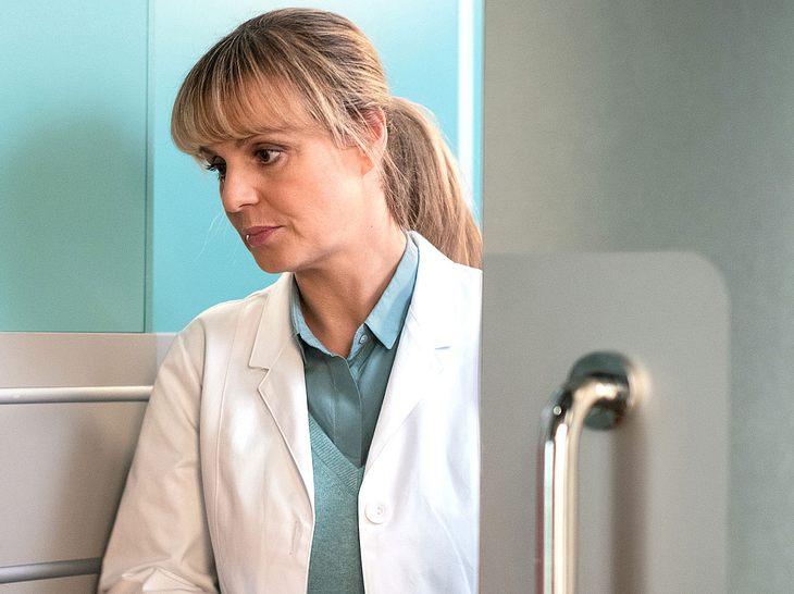 Anja Nejarri spielte fünf Jahre die Neurochirurgin Dr. Lea Peters bei 'In Freundschaft'.