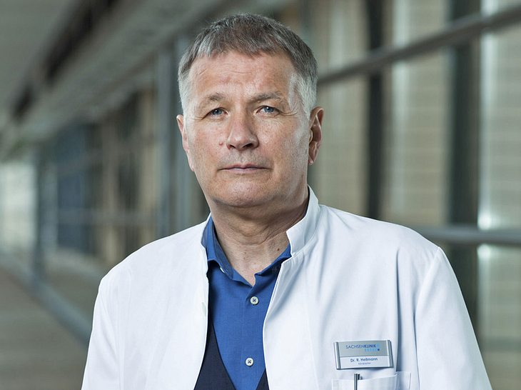 Thomas Rühmann Verrät Dr Heilmann Verliebt Sich Wieder