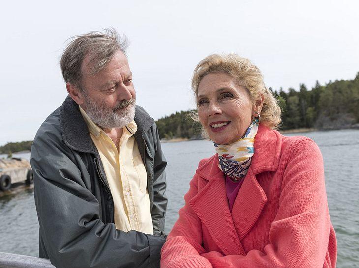Inga Lindström: Das Postboot in den Schären - Das sind die Darsteller