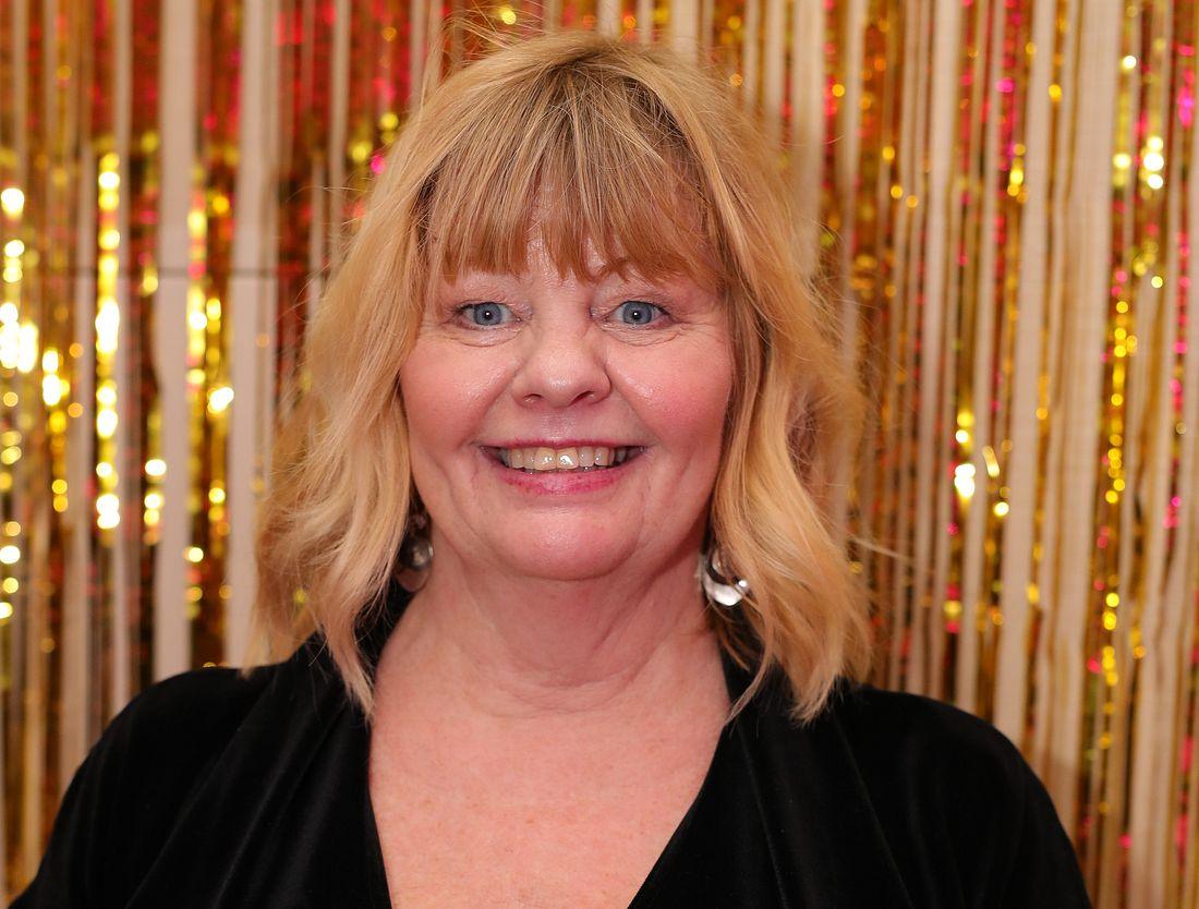 Schauspielerin Inger Nilsson.