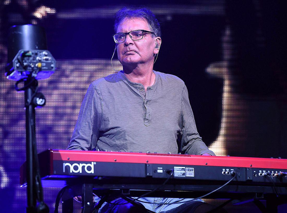 Pur-Keyboarder Ingo Reidl kann leider schon seit Jahren nicht mehr gemeinsam mit der Band auftreten.
