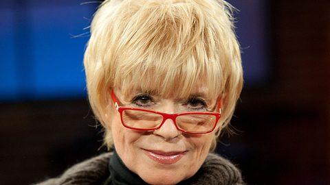 Ingrid Steeger räumt mit den Gerüchten auf.  - Foto: Peter Wafzig / Getty Images
