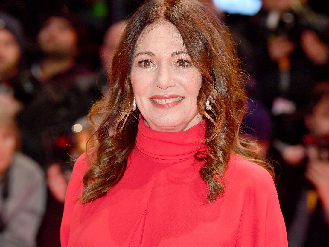 Schauspielerin Iris Berben.