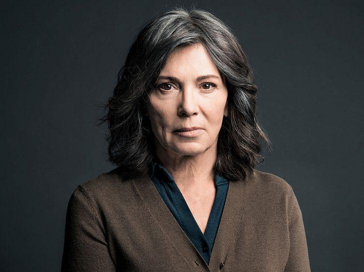 Iris Berben in 'Die Protokollantin'