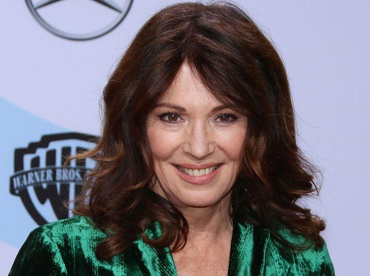 Iris Berben ist die schönst Schauspielerin Deutschlands über 50.