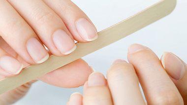Tipps gegen brüchige Nägel