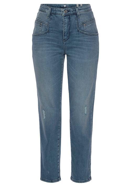 Mac Jeans im Used-Look