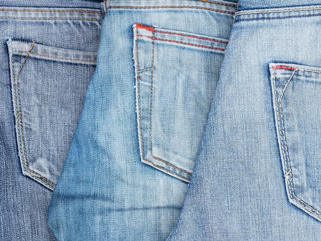 Jeansstoff pflegen: So haben Sie lange Freude daran
