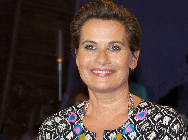 Jenny Jürgens ist gründete mit dem Roten Kreuz das Projekt 'Herzwerk'.