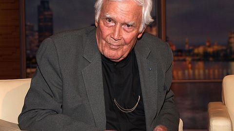 Joachim Fuchsberger 2012 in Hamburg.  - Foto: Anita Bugge / WireImage