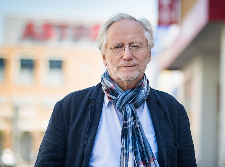 """Seit 1985 spielte Joachim Luger in der """"Lindenstraße"""" Hans Beimer."""